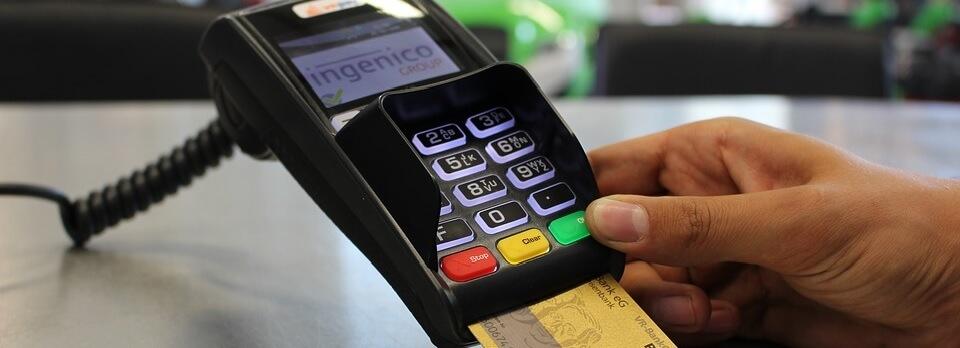 Använda kreditkort